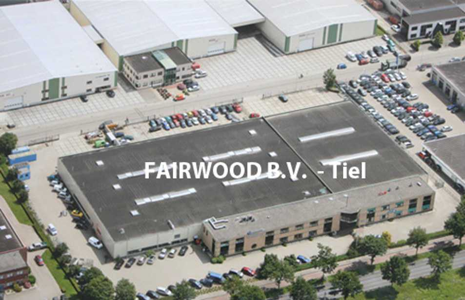 Fairwood showroom en opslag