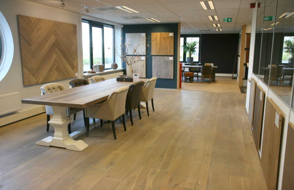 showroom parketvloeren